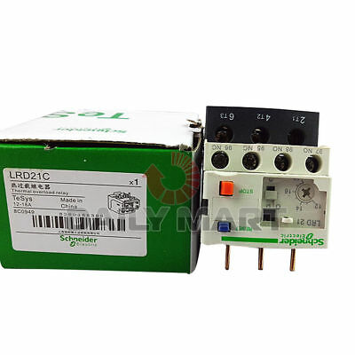NEW Schneider LRD21C Telemecanique Thermal Overload Relay