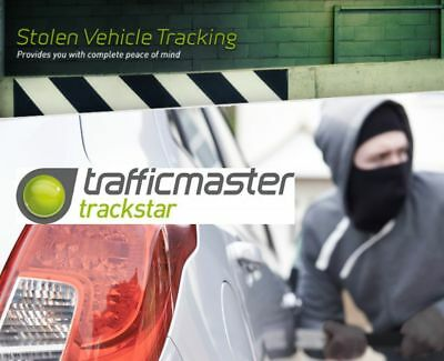 Trackstar Cat 5 GPS Stolen Vehicle Car Tracker Insurance Approved