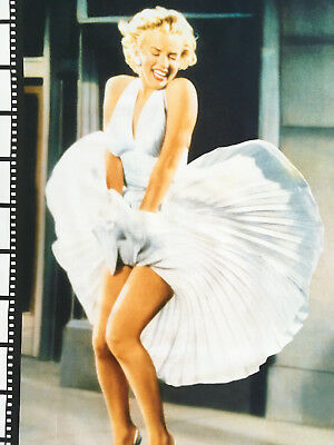 Marilyn Monroe fabric panel, Hollywood retro, bedding wall hanging picture 50s