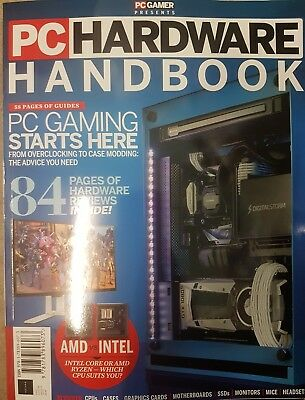 Pc Gamer Presents Pc Hardware Handbook