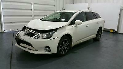 2012 Toyota Avensis TR Valvematic Salvage Category S 64827