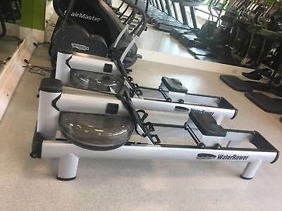 Water Rower Waterower Commercial M1 Hi Rise Model