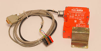 Guard master TLS-GD2 safety interlock switch Verriegelung Sicherheitszuhaltung