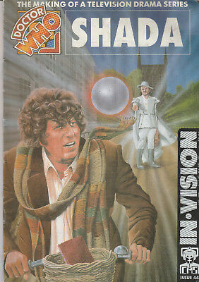 Doctor Who-Shada In-Vision Making of a television drama series(Tom Baker)