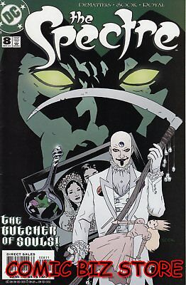 The Spectre #8 (2001) 1St Printing Bag & Boarded Dc Comics