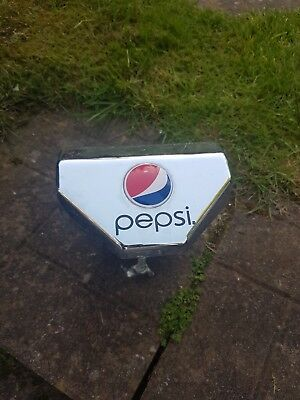 Pepsi Gun Bar Counter Holder