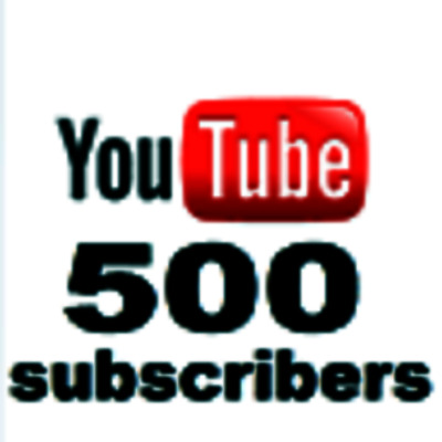 Youtube 500 Auto-Subscribers / Subs / Abonnenten - 10 Days Subscription