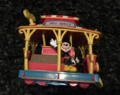 Mickey Mouse Jolly Trolley pull back and go