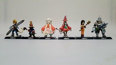 Final Fantasy 9 IX Extra Soldier Figure Lot **Collector Sell Off**