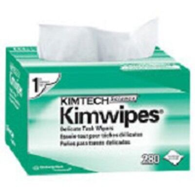 MG Chemicals 830-34133 - Kimtech Science Delicate Task Wipers, Single Ply, 196 w