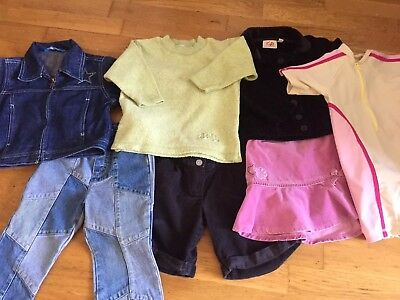 Lovely Bundle Girls Clothes Age 2-3 Years, Incuding Next, Mothercare