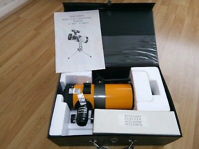 Carl Wetzlar short tube catadioptric telescope Japan