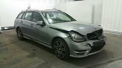 2013 Mercedes-Benz C350 CDI Blueefficiency AMG Sport Salvage Category S 64799