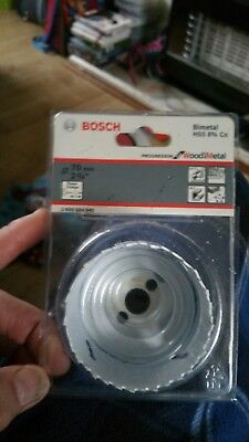 "Brand New Bosch hole saw Progressor for Wood and Metal, 70 mm, 2 3/4"" 2608584646"