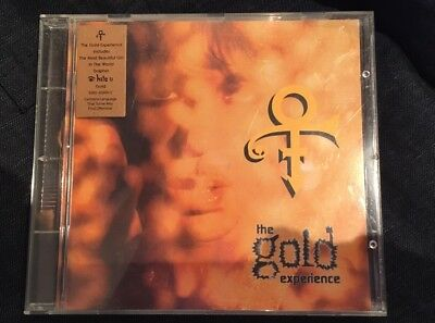 Prince The Gold Experience RARE CD Album