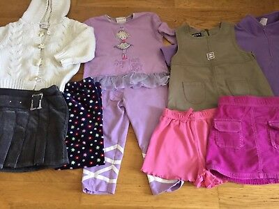 Lovely Bundle Girls Clothes Age 2-3 Years, Next, M&S, Hexx