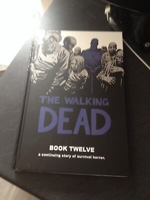 the walking dead book twelve hardback