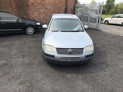 2004 Vw Passat 1.9 Tdi Sport #starts And Drives # Spares Or Repairs
