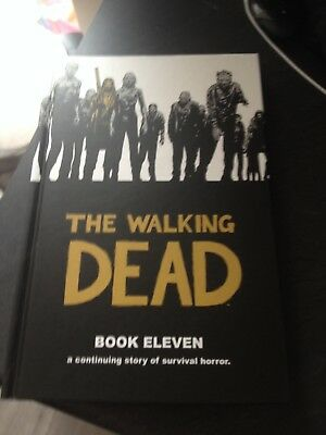 the walking dead book eleven hardback