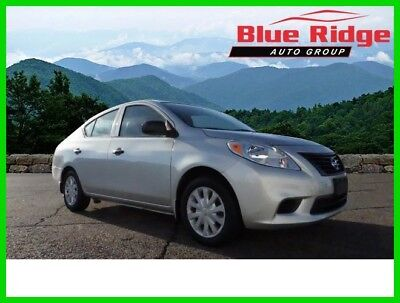 Nissan Versa 1.6 S 2013 1.6 S Used 1.6L I4 16V Automatic FWD