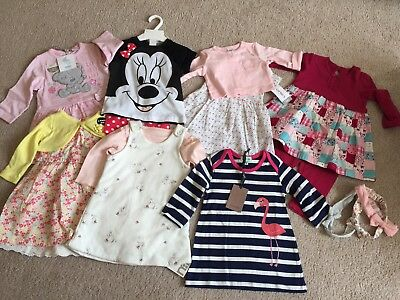 Baby Girl Bundle 3-6 months. Brand new with tags. Lilly&Sid, Mothercare, H&M