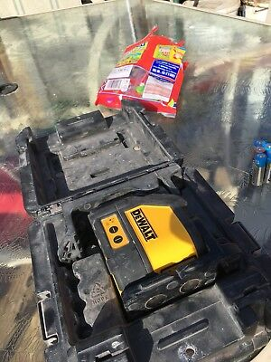 dewalt lazer level DW088