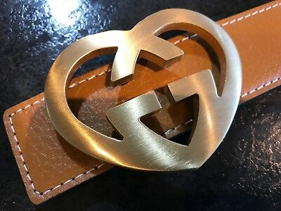 Luxury Womens Designer Leather Belts For Women Ladies Girls Belt Gold Colour
