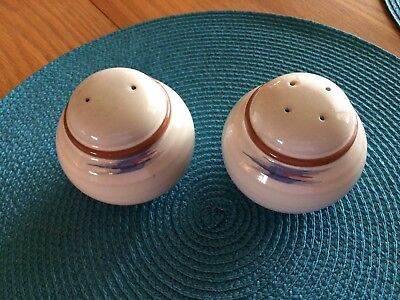 Noritake Raindance Salt & Pepper Set