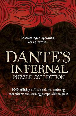 Dante's Infernal Puzzle Collection, Tim Dedopulos, New Book