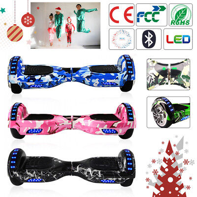 Electric Scooter Smart Self-Balancing Scooters 2 Wheels Balance Board 6.5/8 inch