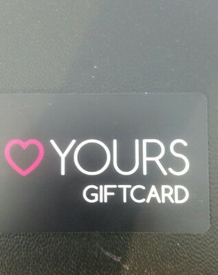 yours clothing voucher