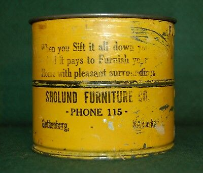 Antique Advertising Flour Sifter