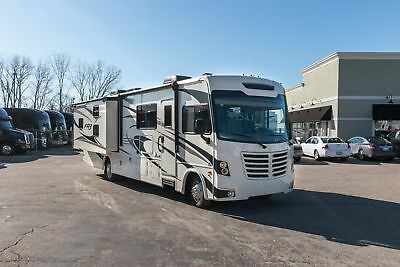 2018 Forest River FR3 32ds Motorhome RV Gas Class A with bunks