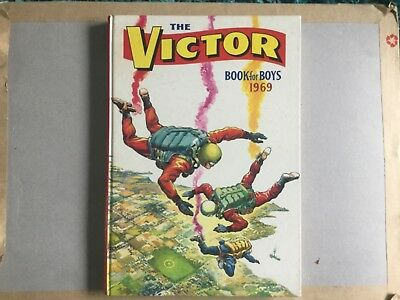 The Victor Book for Boys Annual 1969