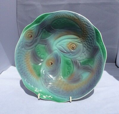 Shorter And Sons Large Fish Serving Bowl