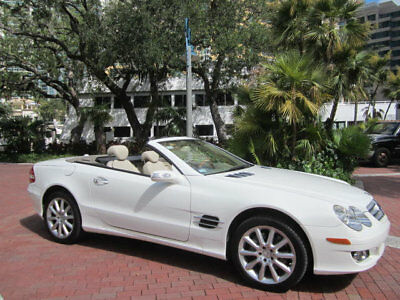 Mercedes-Benz SL-Class SL550 2dr Roadster 5.5L V8 Gorgeous Florida Mercedes Benz SL550 Low Miles Rust Free Non Smoker Extra Clean