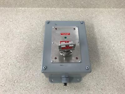 Allen Bradley 440T-Msrue11 Trapped Key Inter Lock In Box