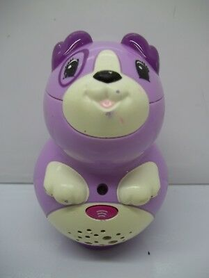 Leap Frog Tag Junior Reader Reading Pen Scout Purple Dog