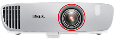 BenQ HT2150ST Home Gaming 1080p DLP Projector - White/Silver with Warranty