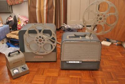 Bell and Howell 631 projector