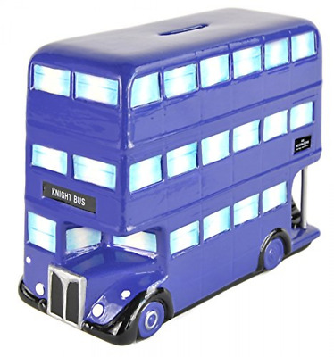 Harry Potter The Knight Bus Savings box blue-white