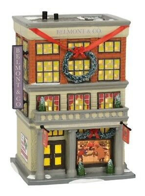 Dept 56 SV Christmas Vacation The Department Store BRAND NEW 2018 Free Shipping