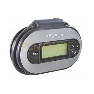 Belkin TuneCast II FM Transmitter for MP3 Players (F8V3080-APL)