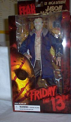Friday the 13 -Jason Voorhees -Figur, ca.30cm-Cinema of Fear ,Neu,OVP,Lizenz,RAR