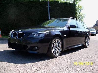 2009 BMW 520D M-Sport Business Edition Salvage Category S 64269