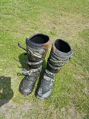 oneal element Motocross Stiefel 48 O'neal