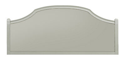 Abella Elegance French Headboard (Grey, Taupe Or Antique White)