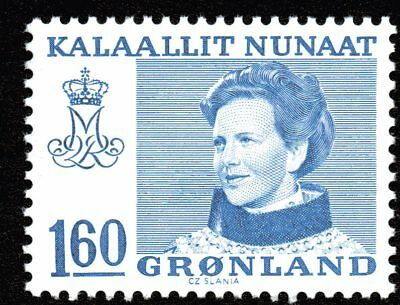 Greenland 1979 160o Queen Margrethe II Mint Unhinged