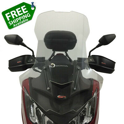 Honda NC700D Integra Touring Windshield Windscreen Wind Deflector 70cm 2012 2013