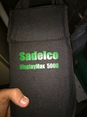 Sadelco DisplayMax 5000 Signal Level  Meter